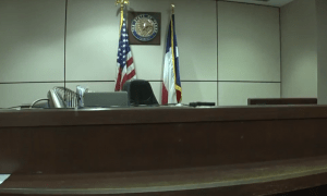Deputy Removed from Courtroom