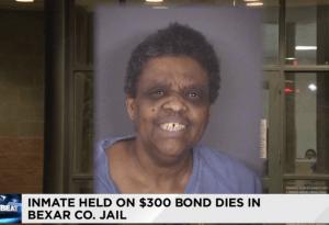 Female inmate dies in Bexar County custody