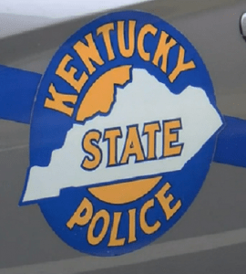 photo Kentucky State Police emblem