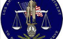 photo of LAPD emblem