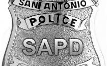 photo of San Antonio Police Department badge