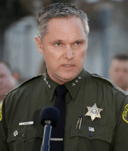 photo of Sheriff Don Barnes