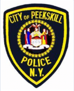 photo of Peekskill Police Department patch