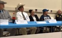 Photo of sheriff's forum