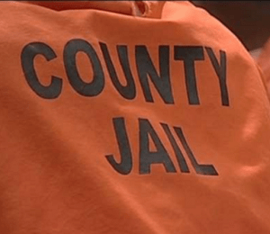 photo of jail uniform shirt