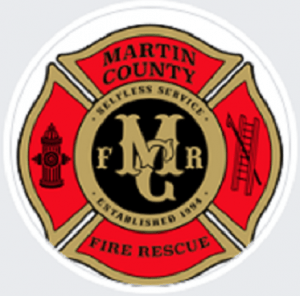 photo of Martin County Fire Rescue seal