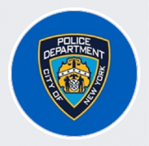 picture of NYPD badge