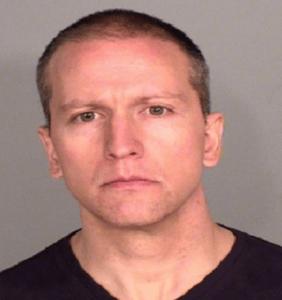 photo of officer Derek Chauvin