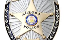 Aurora Police Department badge