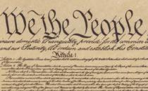 photo of constitution