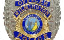 Wilmington North Carolina police badge