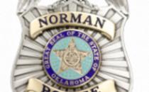 Norman P.D. badge