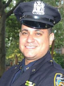 Officer Henry Vidal arrested