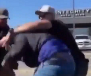 police brutality by Sacramento police and deputies