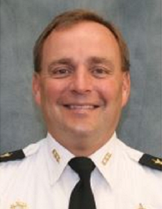 Kenosha County sheriff, David Beth