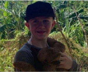 Linden Cameron, an autistic child, shot by Salt Lake City police