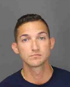 Harrison Police officer, Frank Corvino, arrested for domestic violence