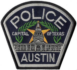 Austin Police Department Patch