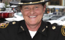 Hamilton County, Ohio, elects first lesbian sheriff, Charmaine McGuffey