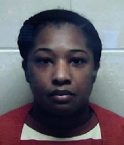 Officer Shuronica Walker, with Dublin Police Department, arrested for getting contraband to an inmate