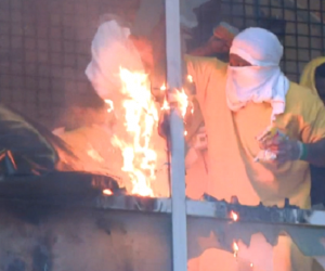 Inmates riot and take over part of St. Louis Justice Center