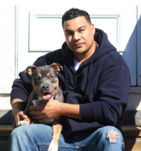 Man receives $110,000 after police break into wrong apartment and kill his dog