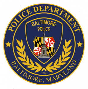 Baltimore Police Department patch