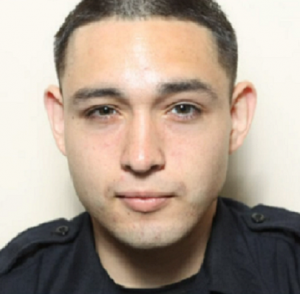 Deputy Eriq Sorola with the Bexar County Sheriff's Office was arrested for domestic violence