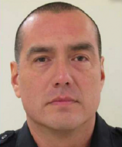 Deputy Toribio Gutierrez, with the Bexar County Sheriff's Office, was arrested for indecent assault after groping female cadets