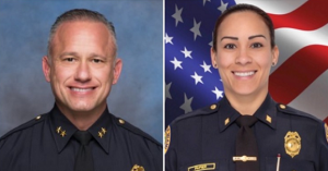 Deputy Chief Ronald Papier & Commander Nerly Papier, with the Miami Police Department, have been suspended in a possible DUI cover-up