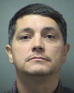 Officer Eric Stoneburner, with the Copperas Cove Police Department, was arrested for aggravated assault