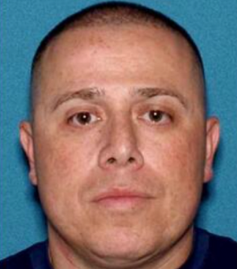 Officer Frank Castro-Ramirez, with the Clifton Police Department, arrested for sexual assault of a minor