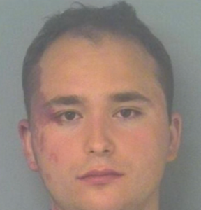 OffOfficer Robert Swift, with the Henrico Police Department, arrested for domestic assault and abductionicer Robert Swift, with the Henrico Police Department, arrested for domestic assault and abduction